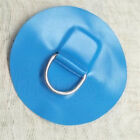Stainless Steel D-ring Pad/Patch 3cm for PVC Inflatable Boat Raft Dinghy Kayak