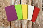 50pc blank SUMMER GARDEN Business Cards assorted size ATC craft DIY name cards