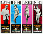 Decor POSTER.Office Home room Art Design.James Bond 007.Goldfinger.6916 $20.37 CAD on eBay