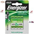 Energizer AAA Rechargeable Batteries NiMH 500mAh PreCharge LR03 HR03 Phone