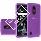 For ZTE Maven 3 Z835 TPU Rubber Flexible Phone Skin Case Cover