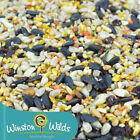 Premium Wild Bird Seed. Low Wheat Mix + Added Fruit, Finest Grade,Winston Wilds
