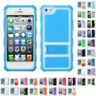 For Apple iPhone 5/5S/SE TPU Hard Case Skin Phone Cover