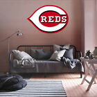 Cincinnati Reds MLB Team Logo Color Printed Decal Sticker Car Window Wall on Ebay
