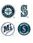 Seattle Mariners Themed 4x4 Ceramic Coasters Handmade on Ebay