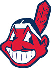 Cleveland MLB Team Logo Color Printed Decal Sticker Car Window Wall on Ebay