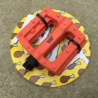 RANT HELLA PC PEDALS 9/16 BMX BIKE BICYCLE PEDAL FIT HARO SUBROSA SHADOW FIT