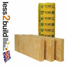 Isover CWS36 cavity slab Insulation 50, 75 and 100mm thickness x 1 pack
