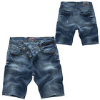 Rock Creek Herren Shorts Jeansshorts Denim Stretch Sommer Shorts W29-W40 M23