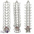 Heaven Sends Silver Star Angel Love Heart Christmas Card Holder Home Decoration