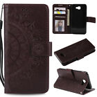 Magnetic Flip stand Card Leather wallet + TPU Case Cover For Huawei P20 Sony L2