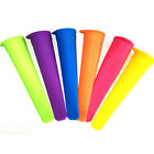 Lolly Pop Ice Pop Mold Popsicle Maker DIY Tools Silicone Freezer Ice Maker Tools