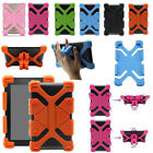 acer 8 tablet case - Universal Silicone Shockproof Case Cover For Asus Acer 7