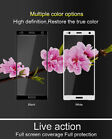 IMAK Full Screen 9H Tempered Glass Protector Black For Sony Xperia XZ2 / Compact