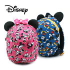 DISNEY Mickey Minnie Mouse Dome Diapers Backpack Prevent from Missing Kids
