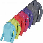 Regatta Montes Womens Lightweight Microfleece Half Zip
