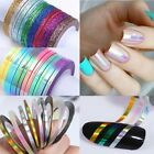 Nail Art Striping Tape Line Adhesive Sticker Decals  Decoration DIY Tips