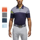 Adidas Golf 3-Stripes Heather Block Men