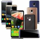 """Unlocked 5.8"""" Mobile Cell Phone Android 7.0 Quad Core Dual SIM 3G GPS Smartphone"""