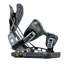 Flow NX2-GT Black Mens 2018 Snowboard Bindings