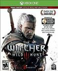 The WITCHER 3: WILD HUNT XBOX ONE - Brand New / Sealed - Free Shipping