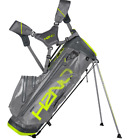 *NEW* SUN MOUNTAIN H2NO STAND/CARRY BAG - GREY/GUN METAL/FLASH