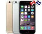 Apple iPhone 6 - 16/32/64/128GB - All colors - All CAN carriers Smartphone