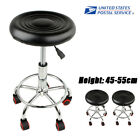 Adjustable Salon Stool Hydraulic Rolling Chair Tattoo Dental Facial Massage Spa