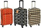 "NEW! Orla Kiely Roller 21"" Luggage Rolling Bag - CHOOSE YOUR STYLE!"