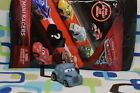 NIP Disney Pixar Cars Mini Racers Fabulous Storm Hicks Swervez River Wave 1 & 2