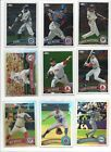 2011 TOPPS CHROME - BASE or REFRACTOR - STARS, ROOKIE RC's - WHO DO YOU NEED!!!