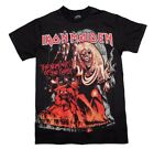 Iron Maiden Number of the Beast T-Shirt Men's Officially Licensed Band Tee S-2XL