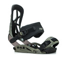 Drake Fifty Olive Mens 2018 Snowboard Bindings