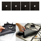 2/3/4/5/10pcs Reusable Gas Range Stove Top Burner Cleaning Protector Liner Cover
