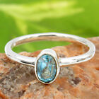 Easter Sale- Solid 925 Sterling Silver Blue Topaz Gemstone Women Ring Jewelry
