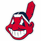 Cleveland Indians Chief Wahoo Logo Available Multiple Sizes Sticker Decal