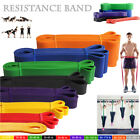 Pull Up Bands Resistance Loop Power Gym Fitness Exercise Yoga Strength Training image