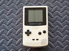 Nintendo Game Boy Color System w Black Buttons-Glass Screen -Pick Shell Color!