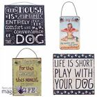 Heaven Sends Retro Vintage Wall Hanging Home Decoration Metal Plaque Sign Gift