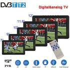 "7""-12"" Inch LED HD TV Television 1080P Car Boat Digital Player Analog LEADSTAR"