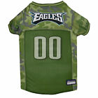 Pets First Philadelphia Eagles Camo Jersey