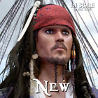 Screen Accurate Jack Sparrow Bandana, pirates of the Caribbean, NEW or AGED