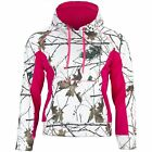 TrailCrest Women's Snow Camo Xrg Soft Shell Hoodie