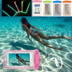 Underwater Dry Bag Pouch Case Cover Waterproof For Phone Cell Phone Touchscreen