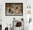 3d Art Painting 5 Fake Framed Poster Home Decor Print Painting Unique Art Summer
