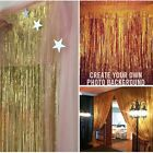 Kyпить Shiny Metallic Tinsel Foil Fringe Curtains F Party Photo Backdrop Wedding Decor на еВаy.соm