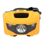 LED Bicycle Light Head Rear Tail Flashing Safety Cycling Warning Lamp Night XIP