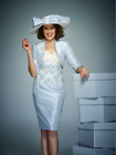 Ian Stuart Mother of the Bride/Groom outfit. ISL 748 UK 14