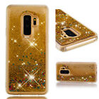 Dynamic Glitter Liquid Quicksand Clear TPU Protective Case Cover For Various