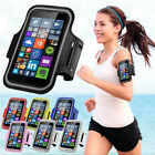 SPORTS RUNNING GYM ARMBAND STRAP CASE FOR For VARIOUS SAMSUNG GALAXY PHONES 2018